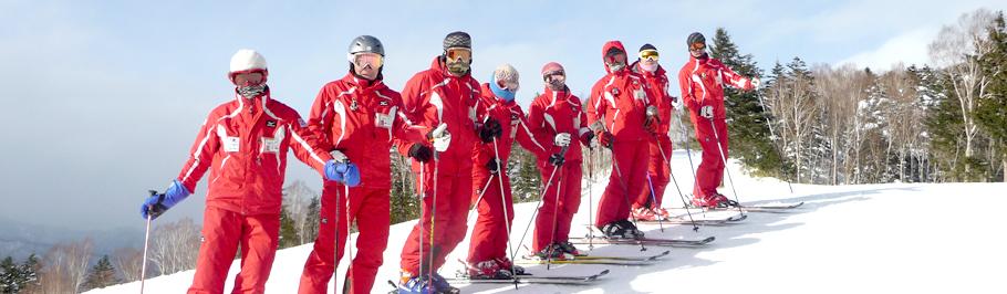 木曽福島スキースクール講師